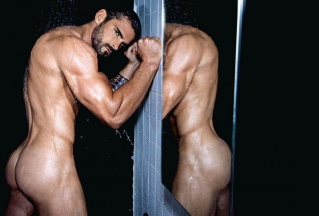 GAY TIMES MAGAZINE Stuart Reardon in Play Hard by Rick Day. Fall 2013, www.imageamplified.com, Image Amplified (6)