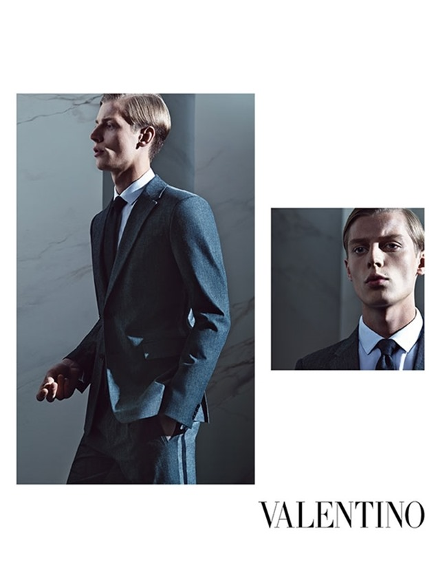 CAMPAIGN Arthur Gosse, Janis Ancens & Nicolas Ripoll for Valentino Spring 2014 by Craig McDean. Riccardo Ruini, www.imageamplified.com, Image amplified (3)
