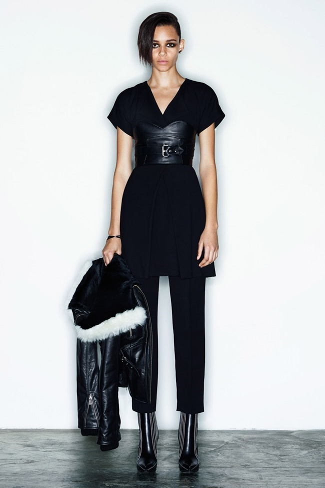 COLLECTION Leona Binx Walton for McQ Alexander McQueen Pre-Fall 2014. www.imageamplified.com, Image Amplified (2)