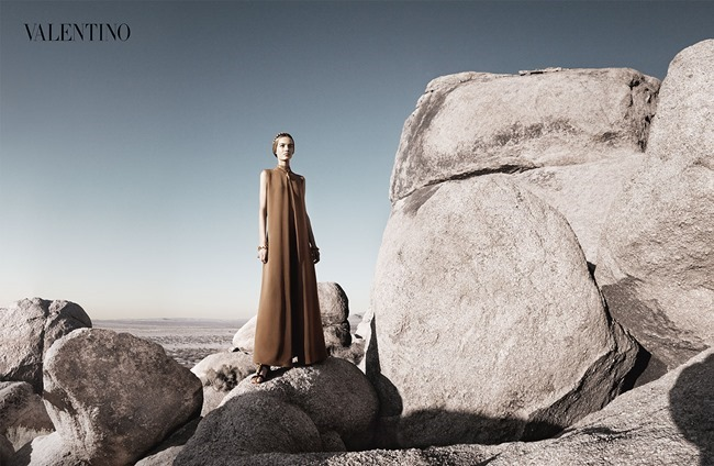 CAMPAIGN Malaika Firth, Auguste Abeliunaite, Ine Neefs, Esther Heesch & Maartje Verhoef for Valentino Spring 2014 by Craig McDean. Karl Templer, www.imageamplified.com, Image Amplified (10)