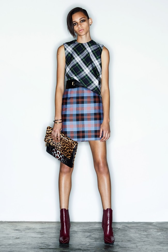 COLLECTION Leona Binx Walton for McQ Alexander McQueen Pre-Fall 2014. www.imageamplified.com, Image Amplified (7)