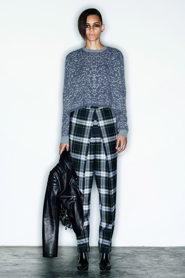 COLLECTION Leona Binx Walton for McQ Alexander McQueen Pre-Fall 2014. www.imageamplified.com, Image Amplified (8)