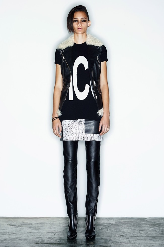 COLLECTION Leona Binx Walton for McQ Alexander McQueen Pre-Fall 2014. www.imageamplified.com, Image Amplified (20)