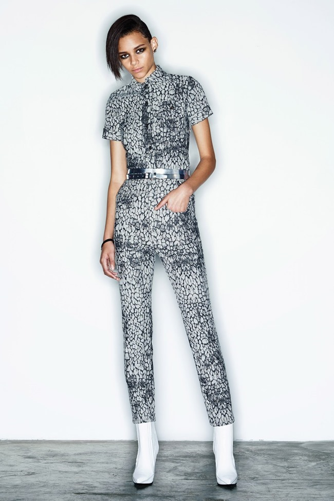 COLLECTION Leona Binx Walton for McQ Alexander McQueen Pre-Fall 2014. www.imageamplified.com, Image Amplified (21)