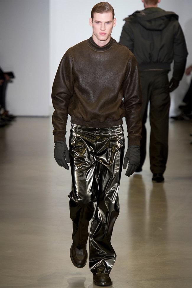 MILAN FASHION WEEK Calvin Klein Fall 2014. www.imageamplified.com, Image Amplified (18)