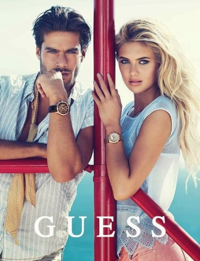 CAMPAIGN Goncarlo Viriato Teixeira for Guess Spring 2014. www.imageamplified.com, Image amplified (3)