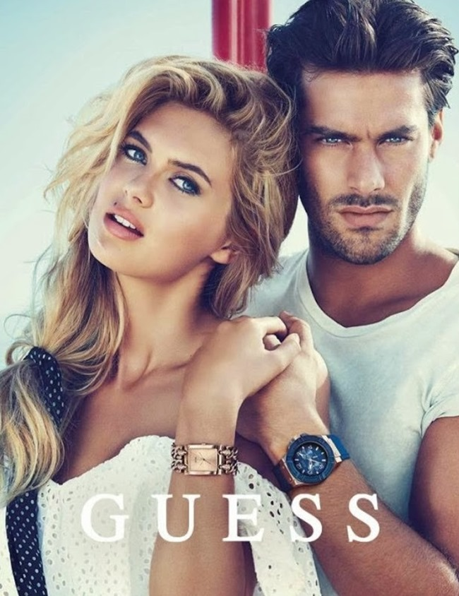CAMPAIGN Goncarlo Viriato Teixeira for Guess Spring 2014. www.imageamplified.com, Image amplified (6)