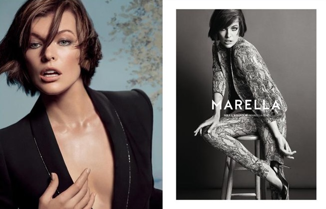 CAMPAIGN Milla Jovovich for Marella Spring 2014 by Inez & Vinoodh. www.imageamplified.com, image Amplified (2)