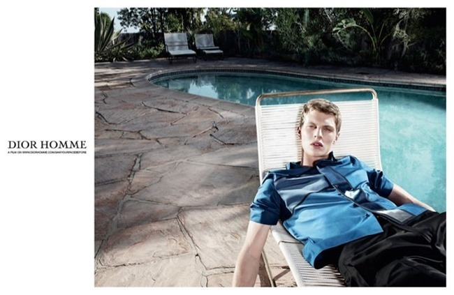 CAMPAIGN Tim Schuhmacher for Dior Homme Spring 2014 by Willy Vanderperre. www.imageamplified.com, Image Amplified (4)