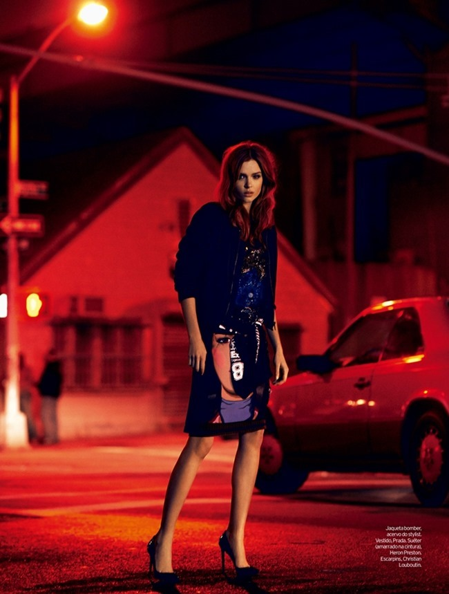 ELLE BRASIL Josephine Skriver in Night Vision by Nicole Heiniger. January 2014, www.imageamplified.com, Image Amplified (6)