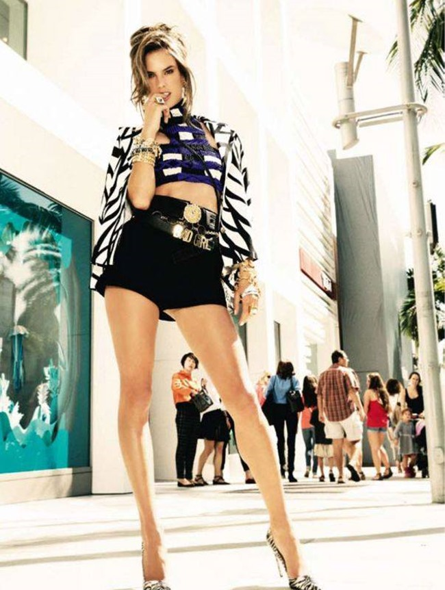 HARPER'S BAZAAR RUSSIA Alessandra Ambrosio by Bleacher   Everard. February 2014, www.imageamplified.com, Image amplified (5)