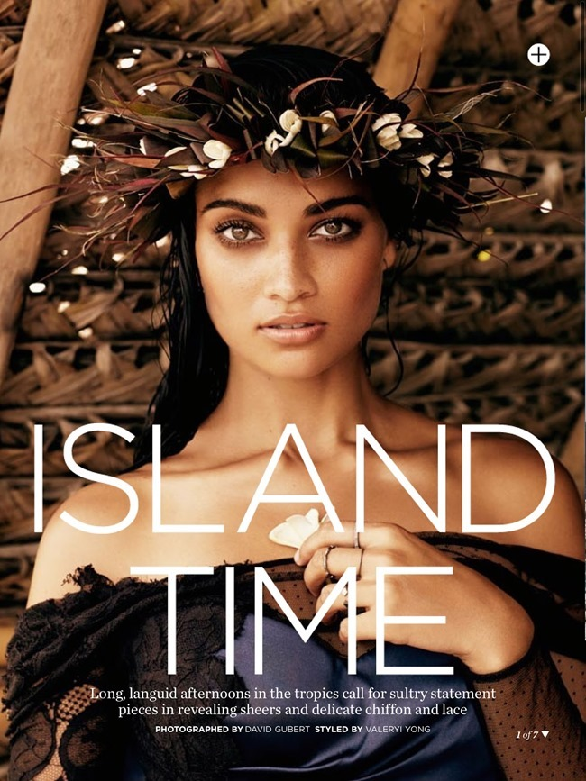 MARIE CLAIRE AUSTRALIA Shanina Shaik in Island Time by David Gubert. Valeryi Yong, February 2014, www.imageamplified.com, Image Amplified (7)
