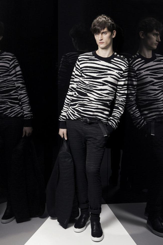 PARIS FASHION WEEK Balmain Menswear Fall 2014. www.imageamplified.com, Image Amplified (28)