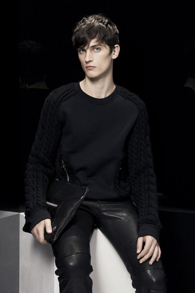 PARIS FASHION WEEK Balmain Menswear Fall 2014. www.imageamplified.com, Image Amplified (32)