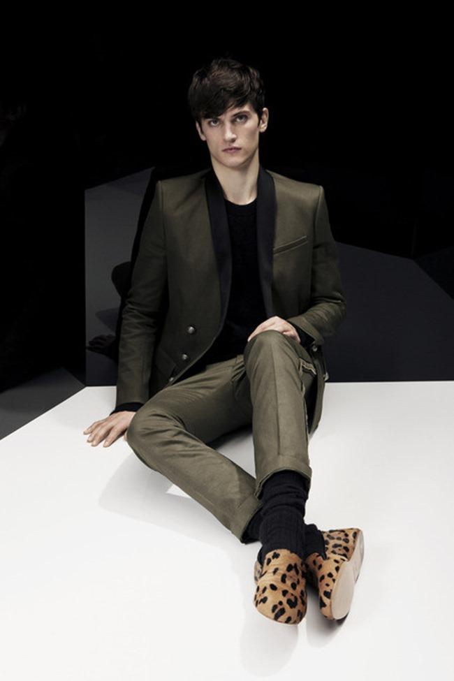 PARIS FASHION WEEK Balmain Menswear Fall 2014. www.imageamplified.com, Image Amplified (1)