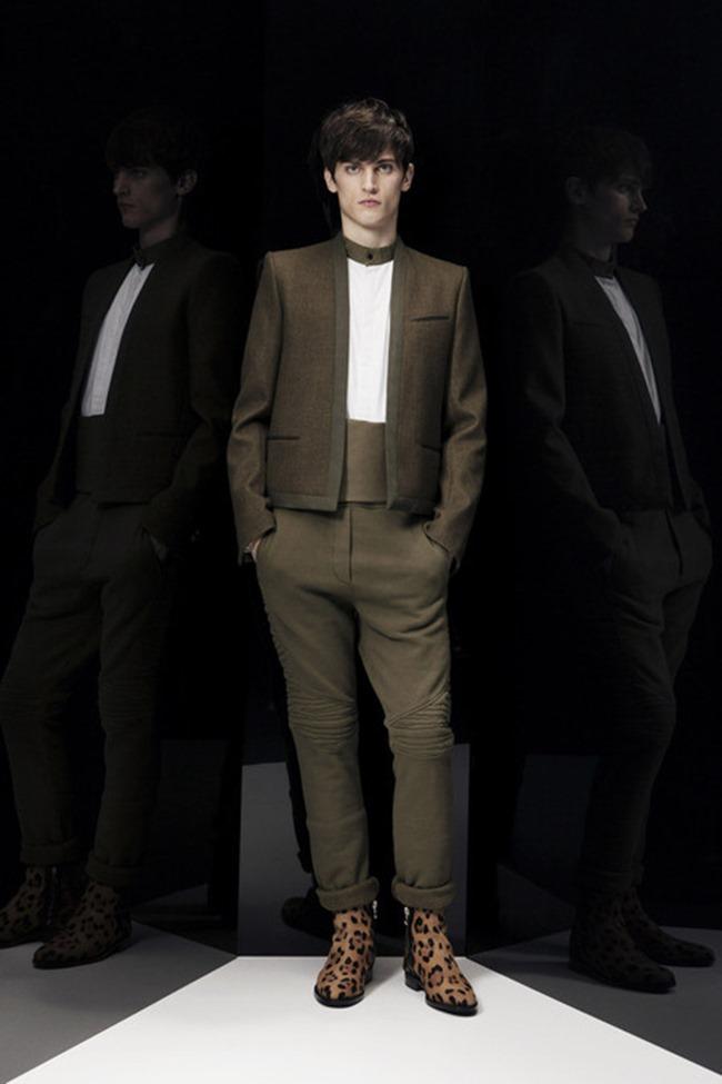 PARIS FASHION WEEK Balmain Menswear Fall 2014. www.imageamplified.com, Image Amplified (4)