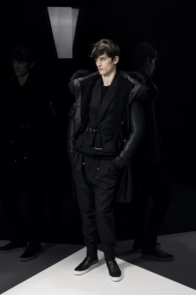 PARIS FASHION WEEK Balmain Menswear Fall 2014. www.imageamplified.com, Image Amplified (9)