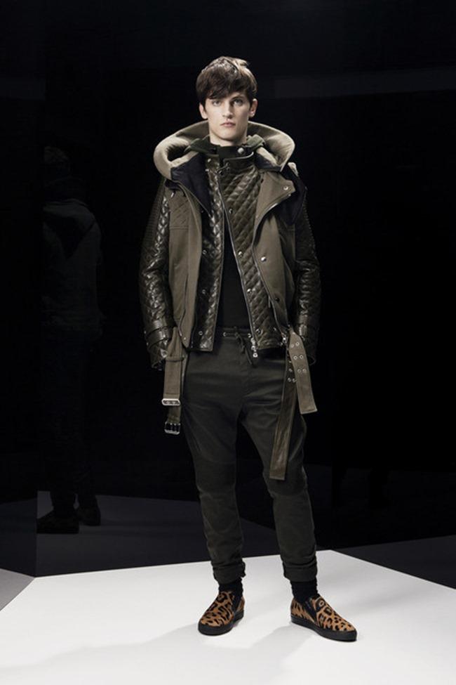 PARIS FASHION WEEK Balmain Menswear Fall 2014. www.imageamplified.com, Image Amplified (14)