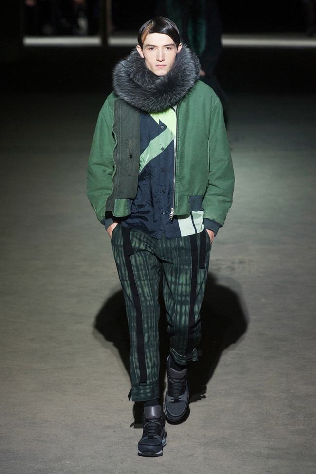 PARIS FASHION WEEK Dries Van Noten Menswear Fall 2014. www.imageamplified.com, Image Amplified (2)