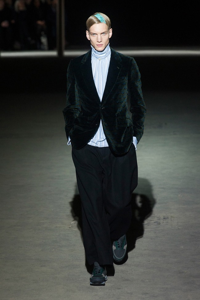 PARIS FASHION WEEK Dries Van Noten Menswear Fall 2014. www.imageamplified.com, Image Amplified (6)