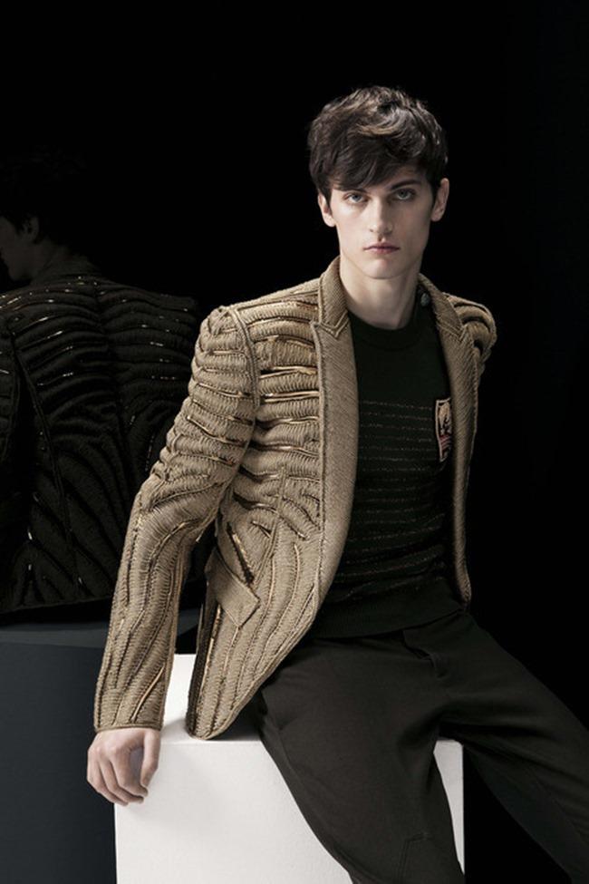 PARIS FASHION WEEK Balmain Menswear Fall 2014. www.imageamplified.com, Image Amplified (20)