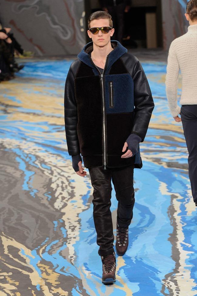 PARIS FASHION WEEK Louis Vuitton Menswear Fall 2014. www.imageamplified.com, Image Amplified (39)