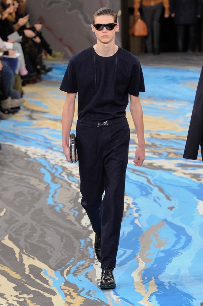 PARIS FASHION WEEK Louis Vuitton Menswear Fall 2014. www.imageamplified.com, Image Amplified (4)