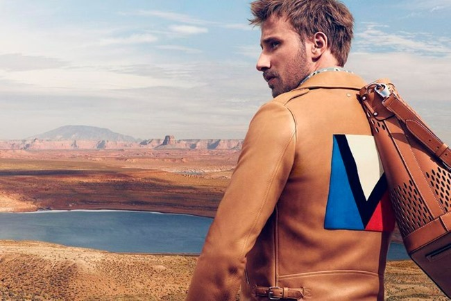 PREVIEW mattias Schoenaerts for Louis Vuitton Spring 2014 by Mikael Jansson. www.imageamplified.com, Image Amplified (1)