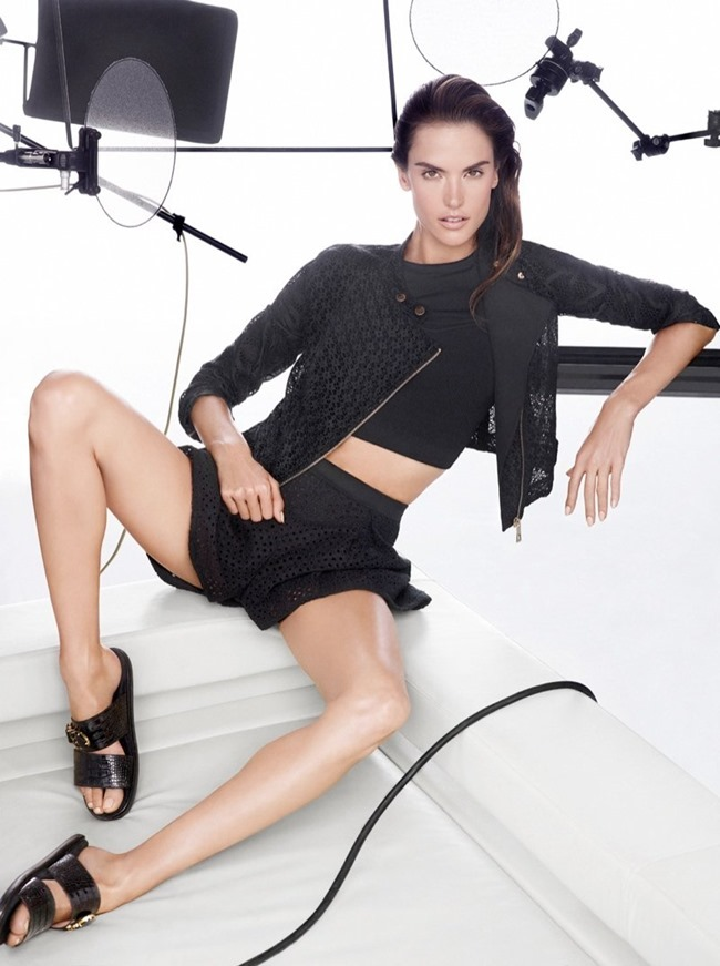 CAMPAIGN Alessandra Ambrosio for Pinko Spring 2014 by Giampaolo Sgura. www.imageamplified.com, Image amplified (1)