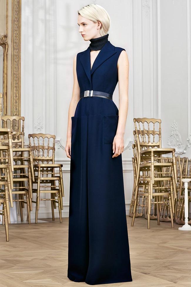 COLLECTION Sasha Luss, Larissa Hofmann, Katlin Aas & Ashleigh Good for Christian Dior Pre-Fall 2014. www.imageamplified.com, Image Amplified (1)