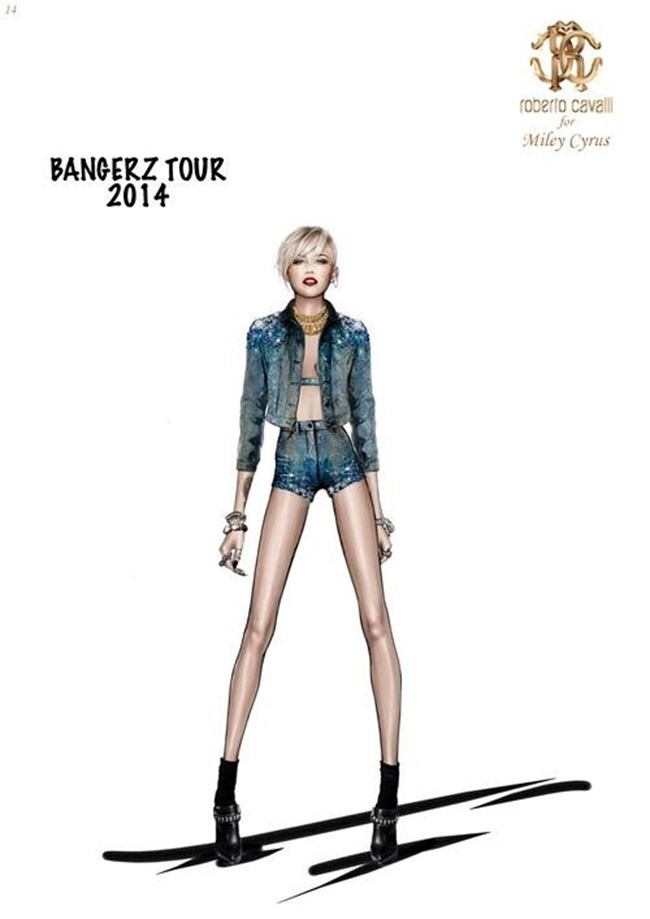 COLLECTION The Bangerz World Tour by Roberto Cavalli. www.imageamplified.com, Image Amplified (6)