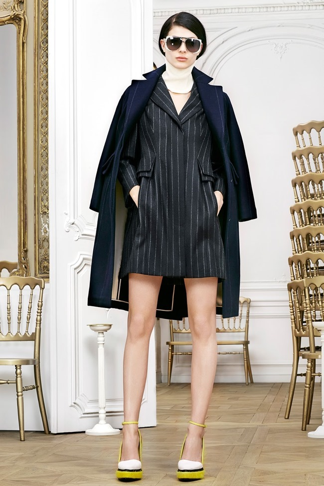 COLLECTION Sasha Luss, Larissa Hofmann, Katlin Aas & Ashleigh Good for Christian Dior Pre-Fall 2014. www.imageamplified.com, Image Amplified (17)