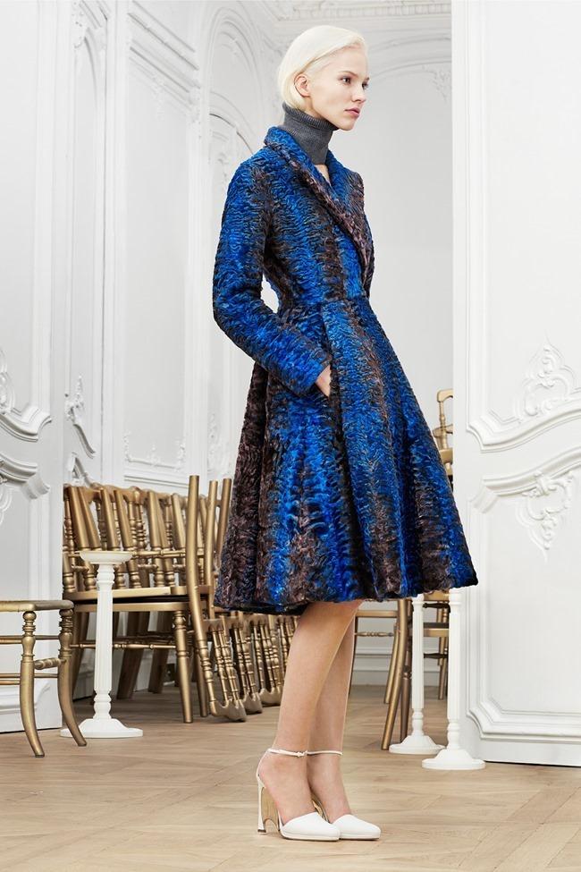 COLLECTION Sasha Luss, Larissa Hofmann, Katlin Aas & Ashleigh Good for Christian Dior Pre-Fall 2014. www.imageamplified.com, Image Amplified (19)