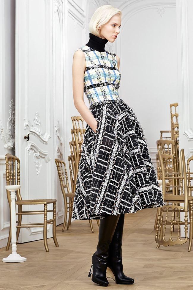 COLLECTION Sasha Luss, Larissa Hofmann, Katlin Aas & Ashleigh Good for Christian Dior Pre-Fall 2014. www.imageamplified.com, Image Amplified (21)