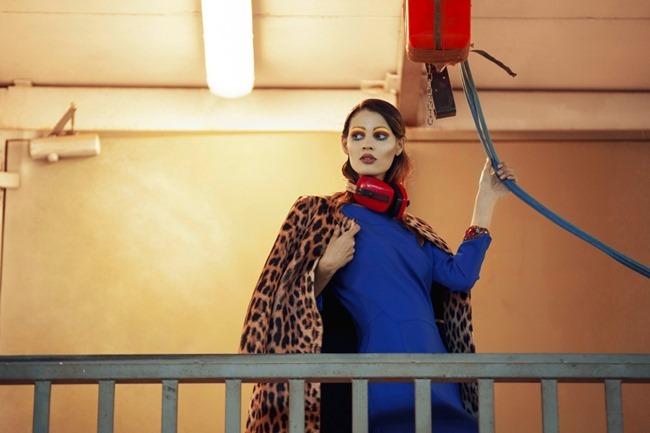 IMAGE AMPLIFIED MAGAZINE Alane Souza in Melt in Colors by Virginia Di Mauro. Valeria Gaetano , Spring 2014, www.imageamplified.com, Image Amplified (16)