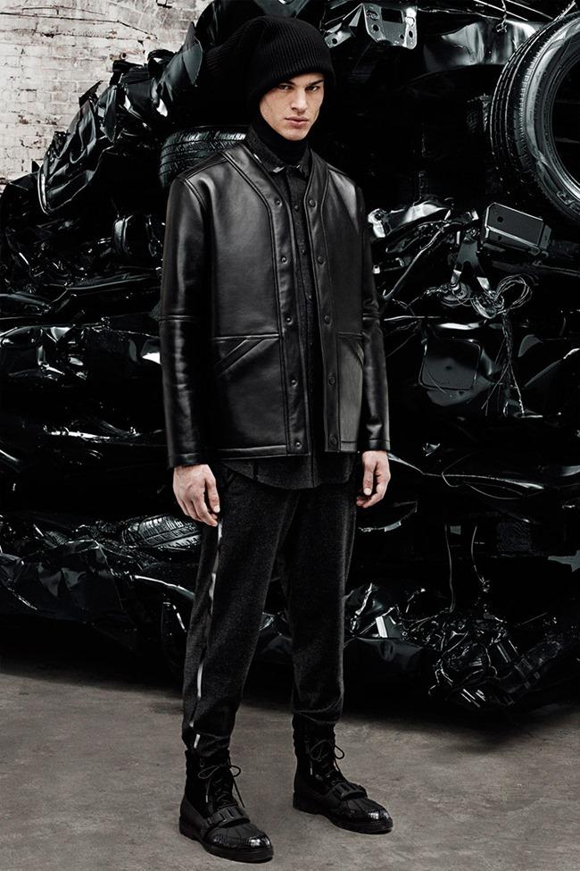 PARIS FASHION WEEK Alexander Weang Menswear Fall 2014. www.imageamplified.com, Image Amplified (3)