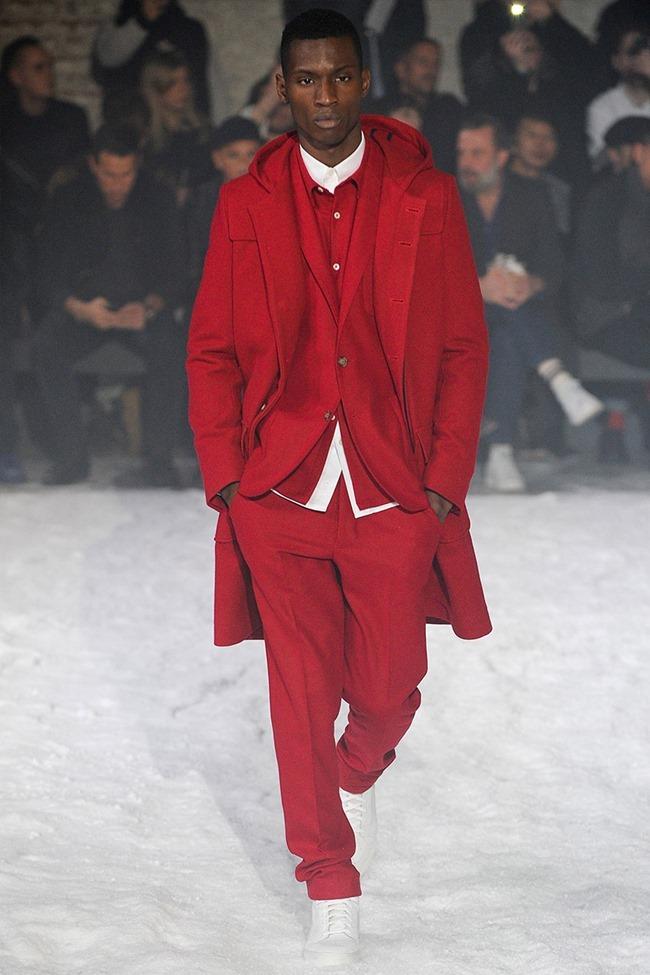 PARIS FASHION WEEK Ami Menswear Fall 2014. www.imageamplified.com, Image Amplified (8)