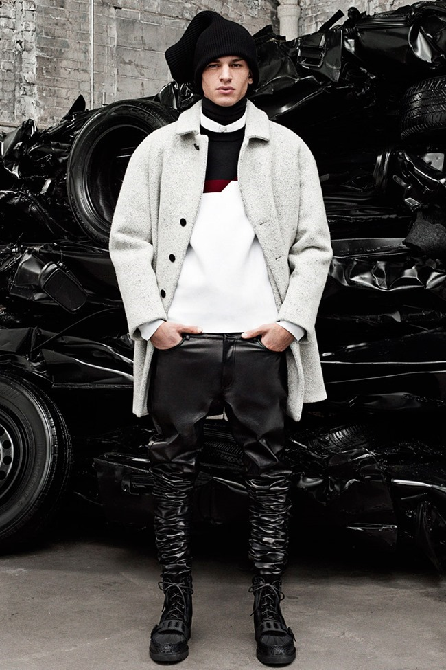 PARIS FASHION WEEK Alexander Weang Menswear Fall 2014. www.imageamplified.com, Image Amplified (10)