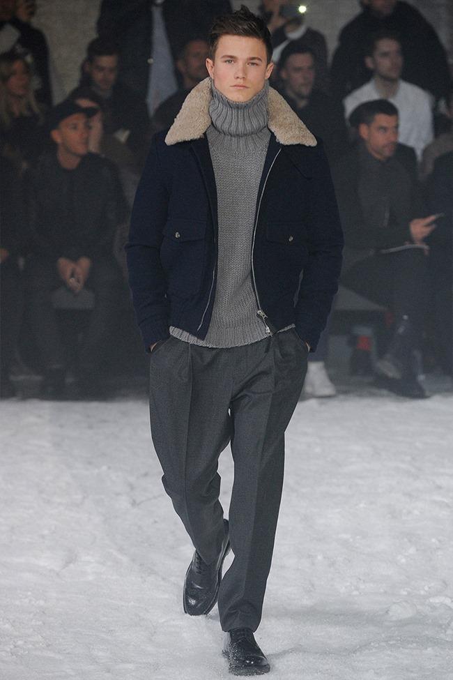 PARIS FASHION WEEK Ami Menswear Fall 2014. www.imageamplified.com, Image Amplified (15)
