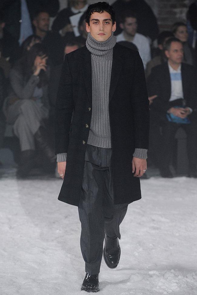 PARIS FASHION WEEK Ami Menswear Fall 2014. www.imageamplified.com, Image Amplified (16)