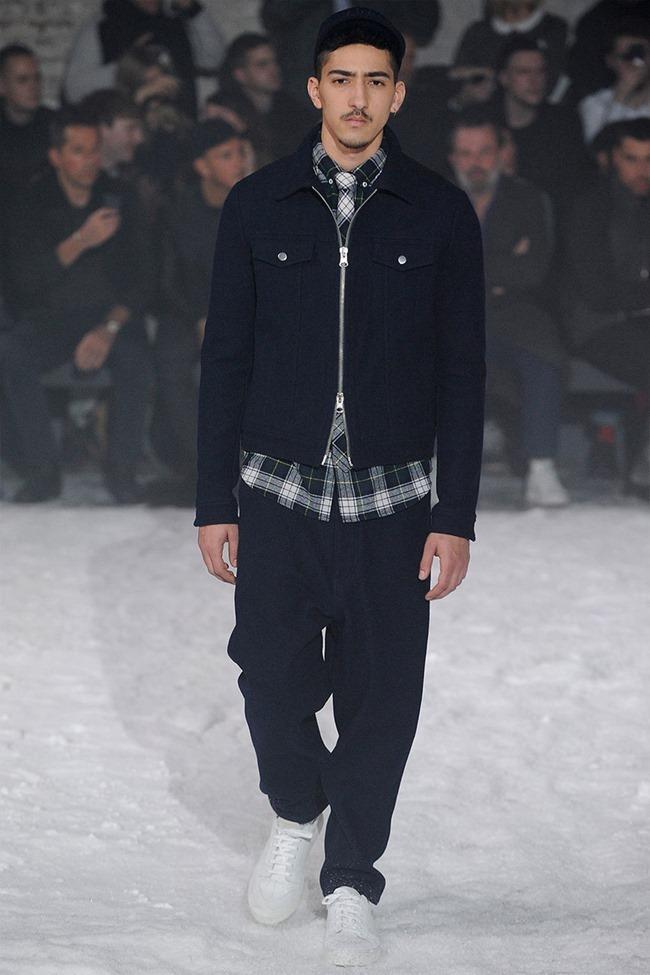 PARIS FASHION WEEK Ami Menswear Fall 2014. www.imageamplified.com, Image Amplified (18)