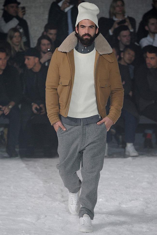 PARIS FASHION WEEK Ami Menswear Fall 2014. www.imageamplified.com, Image Amplified (22)