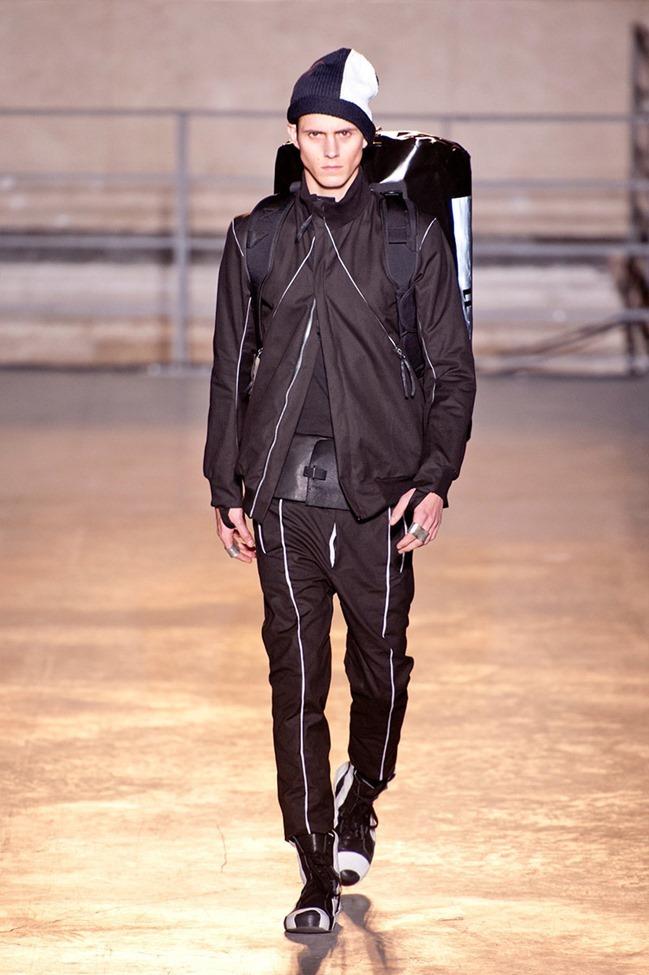 PARIS FASHION WEEK Boris Bidjan Saberi Menswear Fall 2014. www.imageamplified.com, Image Amplified (21)