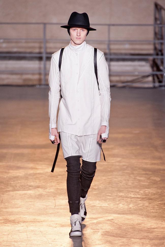 PARIS FASHION WEEK Boris Bidjan Saberi Menswear Fall 2014. www.imageamplified.com, Image Amplified (23)