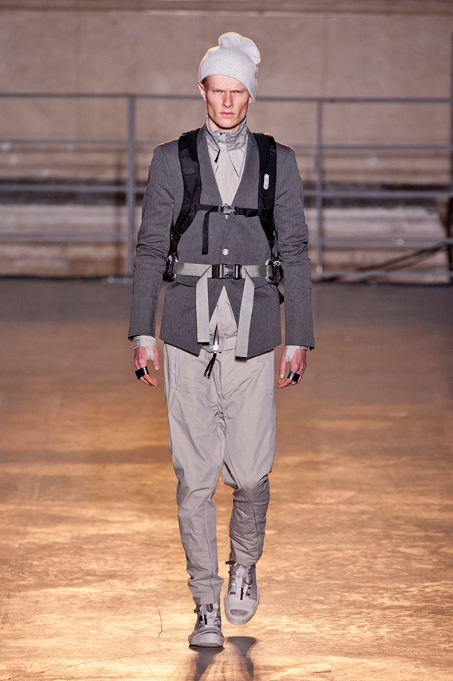 PARIS FASHION WEEK Boris Bidjan Saberi Menswear Fall 2014. www.imageamplified.com, Image Amplified (2)
