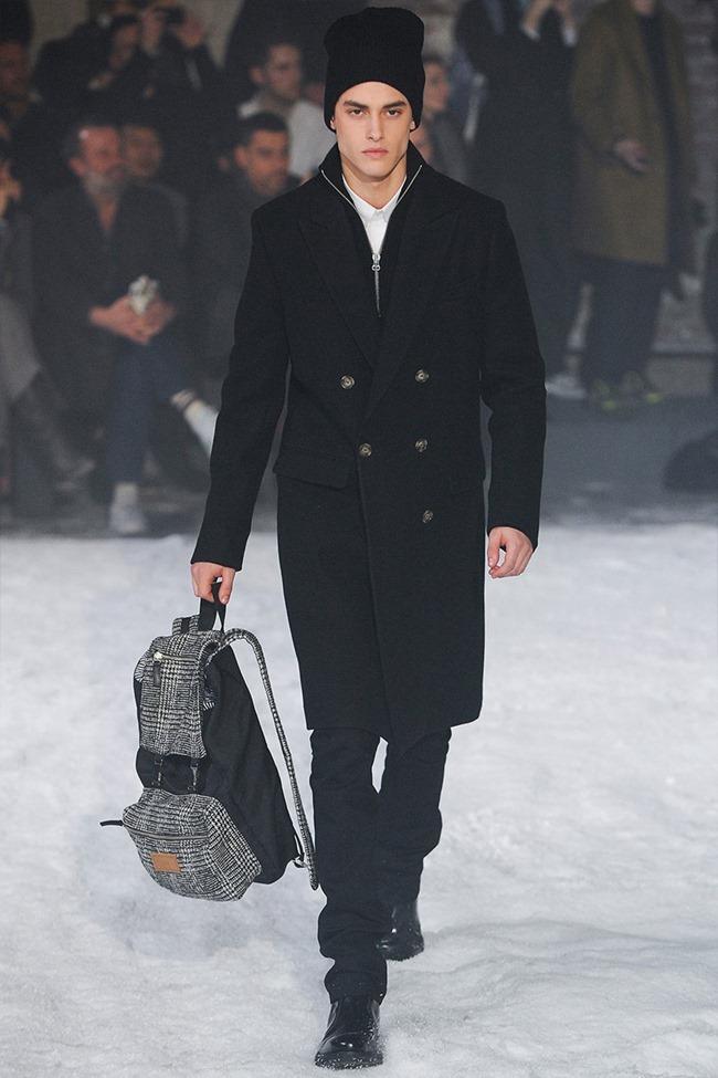 PARIS FASHION WEEK Ami Menswear Fall 2014. www.imageamplified.com, Image Amplified (32)