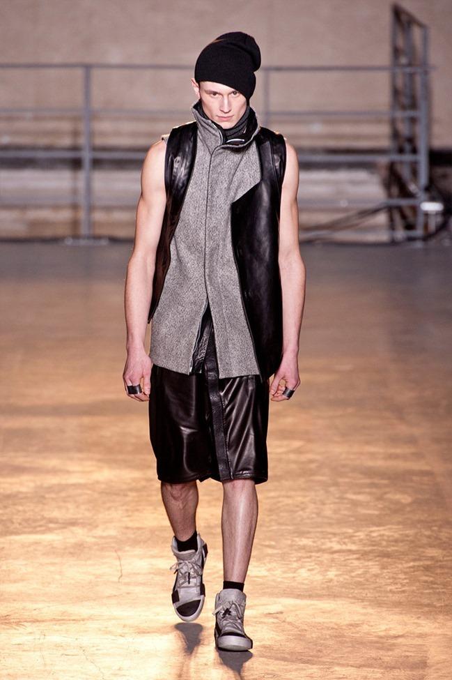 PARIS FASHION WEEK Boris Bidjan Saberi Menswear Fall 2014. www.imageamplified.com, Image Amplified (5)