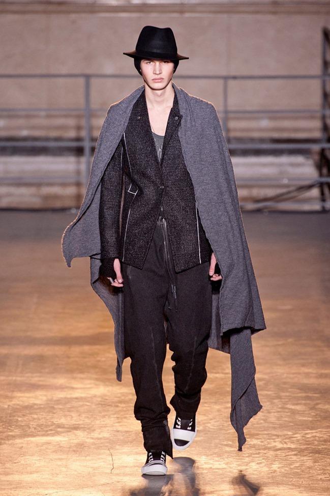 PARIS FASHION WEEK Boris Bidjan Saberi Menswear Fall 2014. www.imageamplified.com, Image Amplified (7)