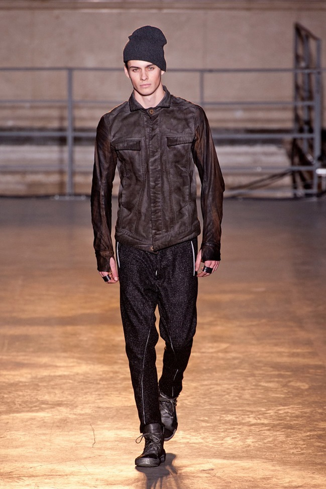 PARIS FASHION WEEK Boris Bidjan Saberi Menswear Fall 2014. www.imageamplified.com, Image Amplified (8)