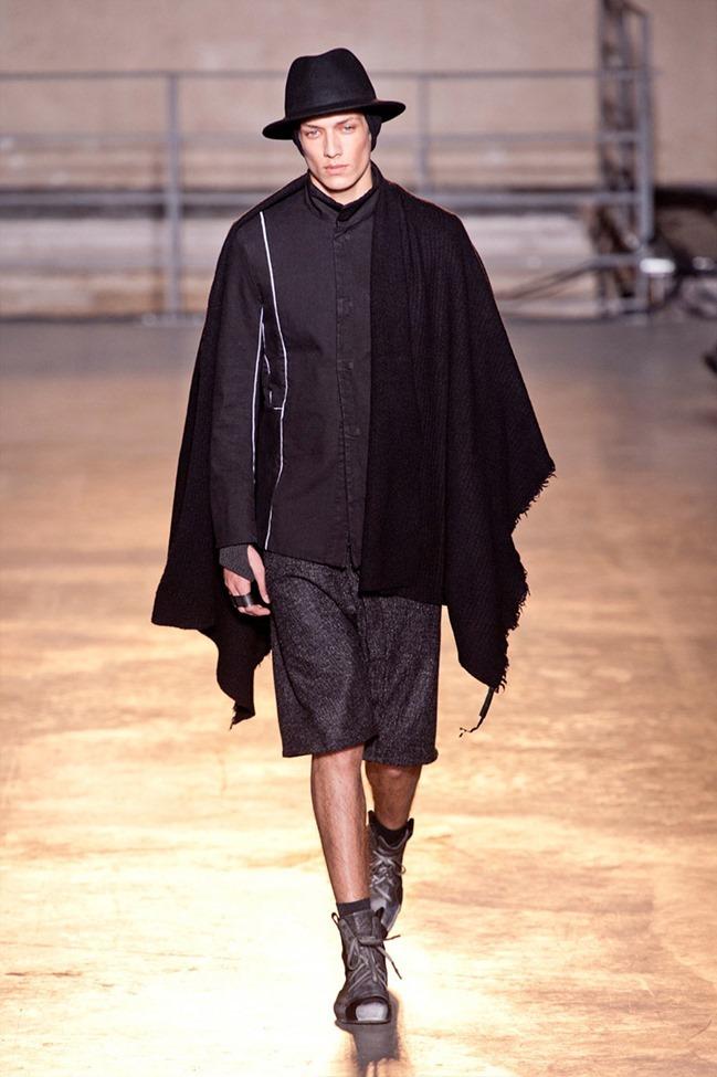 PARIS FASHION WEEK Boris Bidjan Saberi Menswear Fall 2014. www.imageamplified.com, Image Amplified (10)